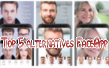 Top 5 meilleures alternatives FaceApp à essayer
