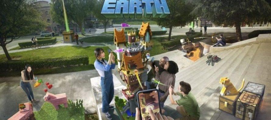 Vous pouvez maintenant vous inscrire à la bêta de Minecraft Earth
