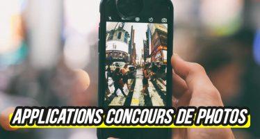 6 meilleures applications concours de photos pour Android et iOS