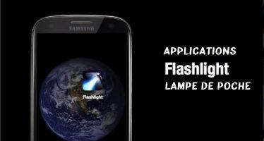 Top 5 des meilleures applications de lampe de poche Android 2019