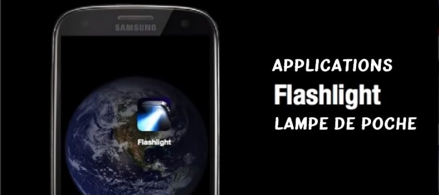 Top 5 des meilleures applications de lampe de poche Android 2019