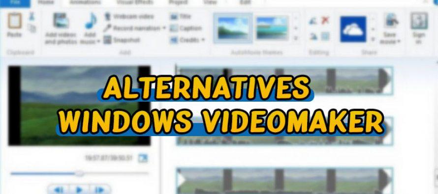 10 meilleures alternatives de Windows Movie Maker 2019