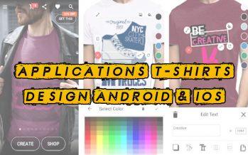 7 meilleures applications de design pour personnaliser vos propres t-shirts