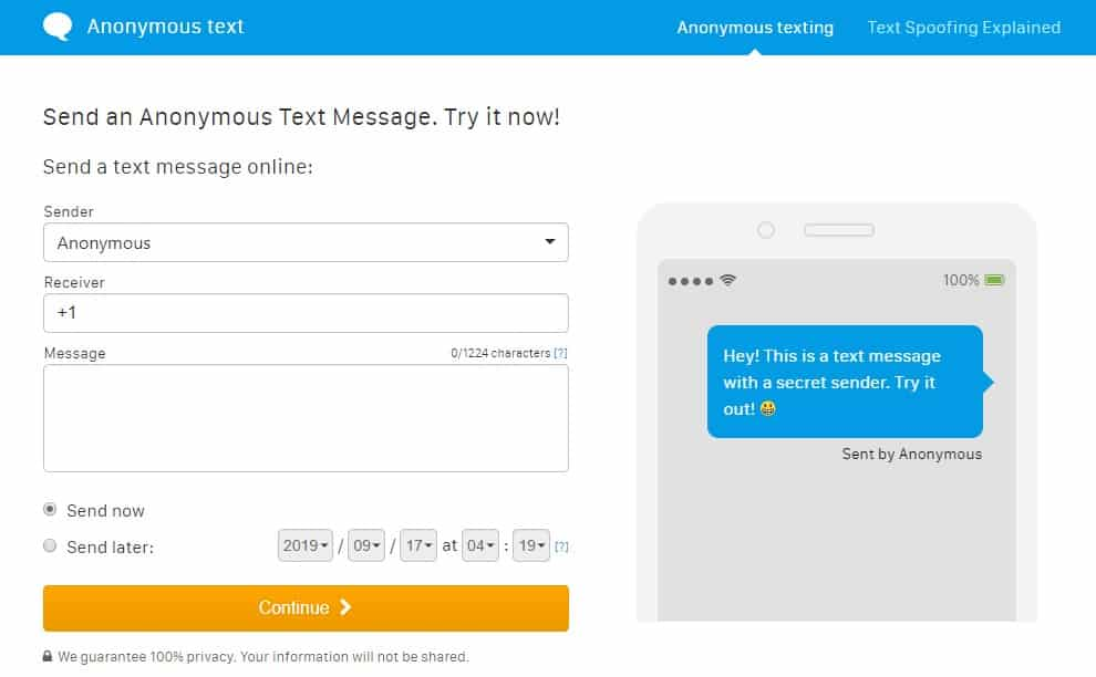 hot products amazing price picked up Comment envoyer des SMS anonymes à n'importe quel numéro ...