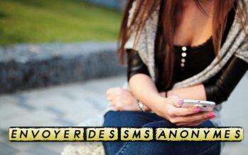Comment envoyer des SMS anonymes à n'importe quel numéro
