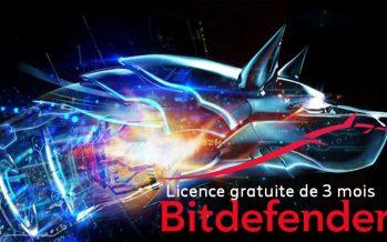 Télécharger Bitdefender Total Security 2020 – Licence gratuite de 3 mois