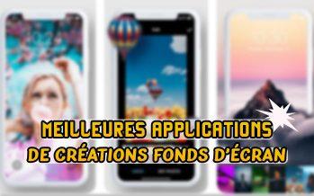 12 applications gratuites de création de fonds d'écran et d'arrière-plans (Android et iOS)
