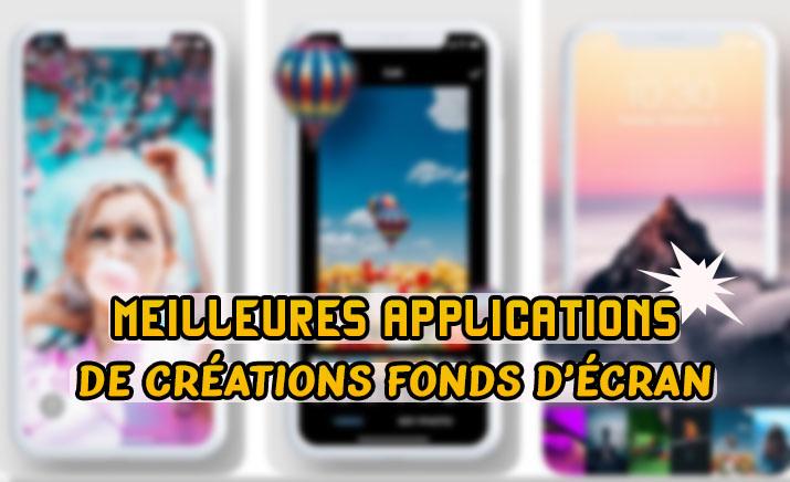 12 Applications Gratuites De Creation De Fonds D Ecran Et D Arriere Plans Android Et Ios Astuce Tech