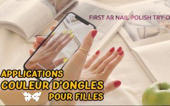 8 meilleures applications pour essayer différentes couleurs d'ongles (Android et iOS)