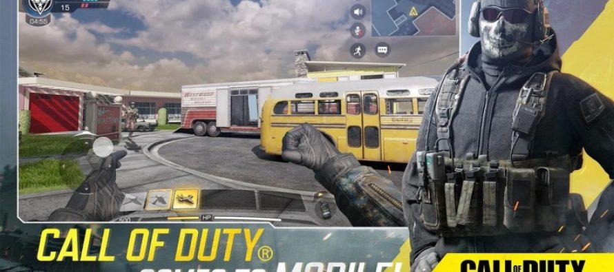 """Call of Duty: Mobile"" est enfin disponible"