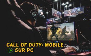 Jouer à Call of Duty: Mobile sur PC avec la souris et le clavier