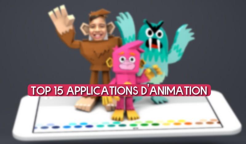 Top 15 Applications D Animation Pour Android Et Ios Astuce Tech
