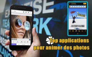 Top 5 des meilleures applications pour animer des photos sur Android