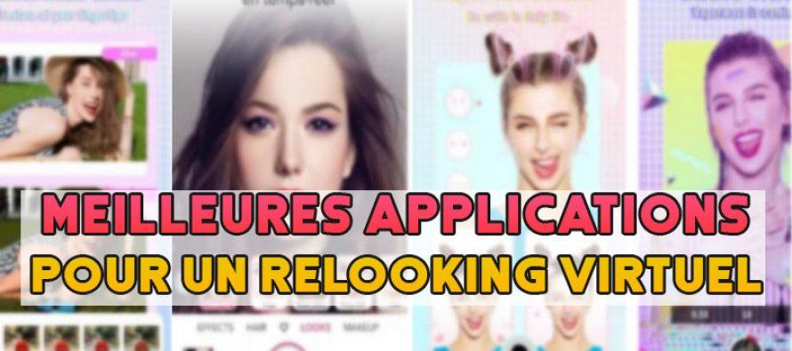 6 applications pour un Relooking virtuel