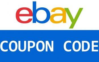 Codes de réduction eBay coupons et réductions 2019