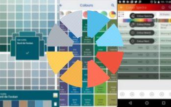 Top 10 des applications de correspondance des couleurs pour Android et iOS
