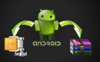 Top 5 des meilleures applications pour ouvrir des fichiers ZIP sur Android