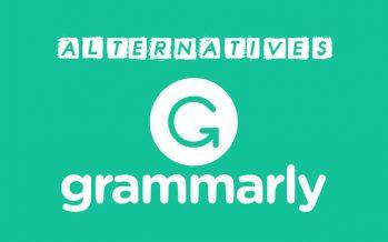 10 meilleures alternatives Grammarly (Outils de vérification de grammaire Anglais)