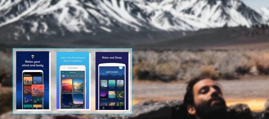 5 meilleures applications de sons relaxants pour Android
