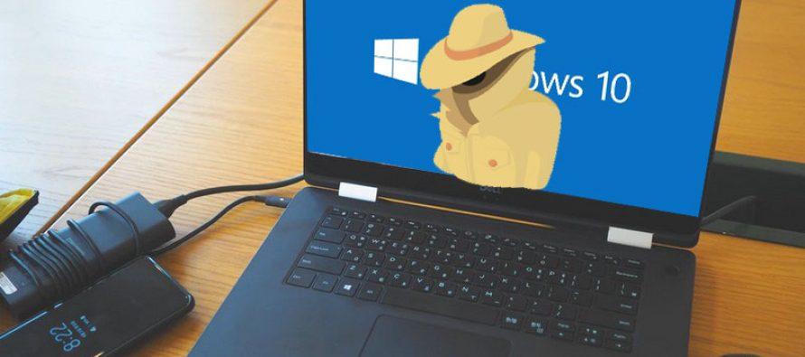 9 outils gratuits pour désactiver et empêcher Windows 10 d'espionner et de vous suivre