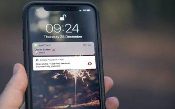 Cette application ramène les notifications de mise à jour de l'application Play Store