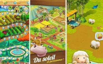 Les 5 meilleurs jeux d'agriculture sur Android et iOS