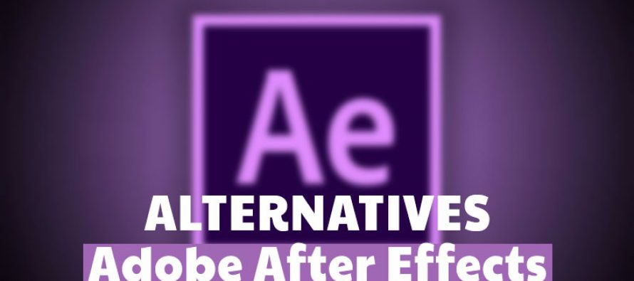3 alternatives gratuites à Adobe After Effects