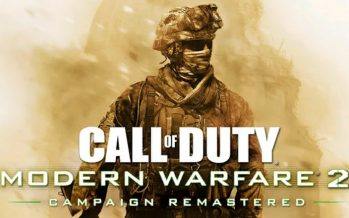 Call of Duty: Modern Warfare 2 Remastered disponible sur PS4 aujourd'hui