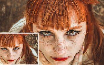 Comment pixelliser ou brouiller facilement vos images en ligne