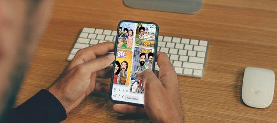 Les 5 meilleurs claviers GIF pour SMS et Emojis sur Android