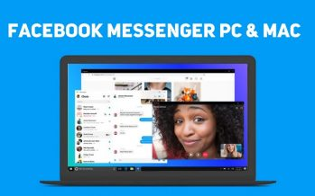 Vous pouvez maintenant utiliser Facebook Messenger sur le bureau