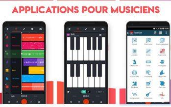 10 applications Android pour les musiciens pour enregistrer, régler et plus encore