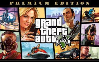 GTA V est maintenant gratuit sur Epic Games Store