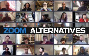 5 alternatives gratuites de zoom – Meilleure sécurité, cryptage et confidentialité