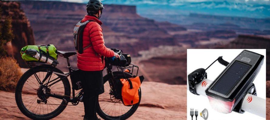 Comment recharger votre téléphone tout en conduisant votre vélo