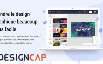 DesignCap – L'un des meilleurs outils de conception graphique