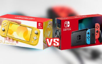 Nintendo Switch vs Switch Lite: quelle console devriez-vous acheter?