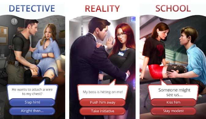 jeux de rencontre amoureuse gratuit en ligne)