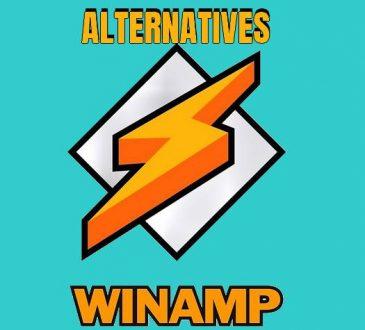meilleures alternatives winamp