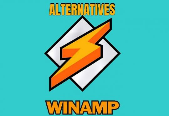 meilleures alternatives winamp