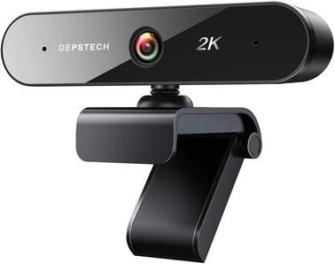 Webcam Depstech 2K QHD