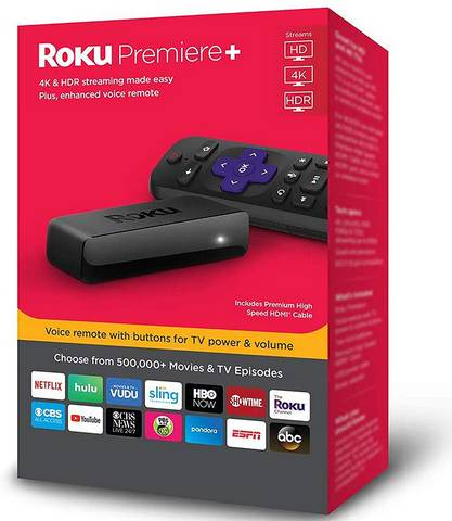 Roku Premiere+