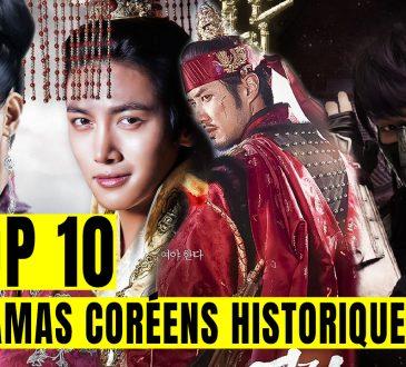 Top 30 meilleurs dramas coréens historiques